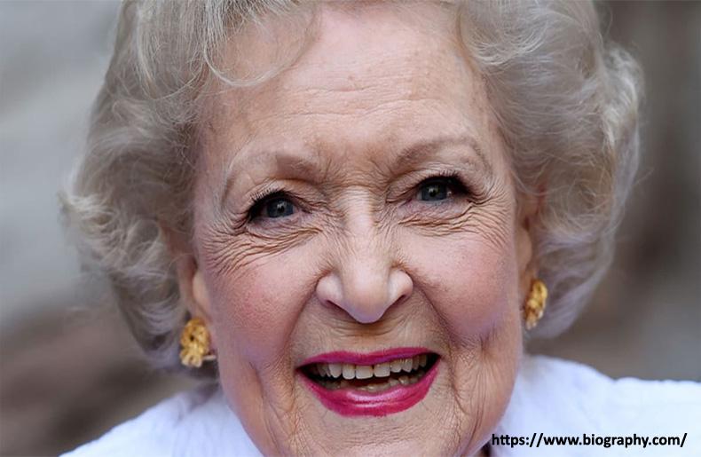 Betty White oldest celebrities