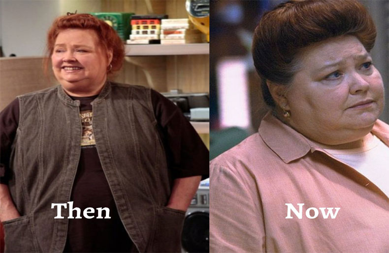 Conchata Ferrell - women of two and a half men