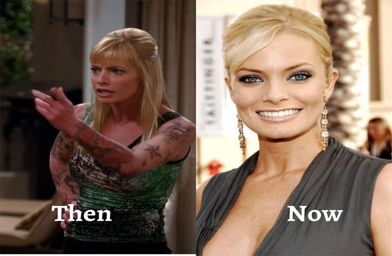 Jaime Pressly - women of two and a half men
