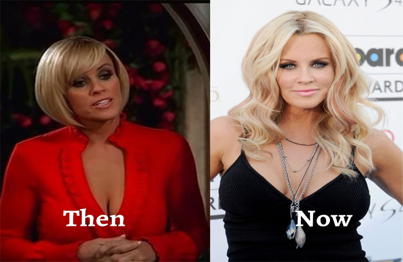 Jenny McCarthy - women of two and a half men