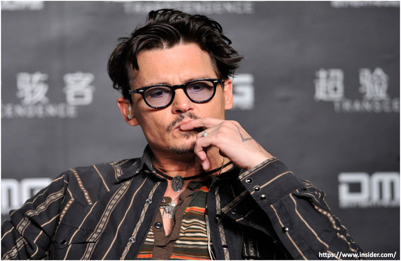 Johnny Depp - greatest actors of all time