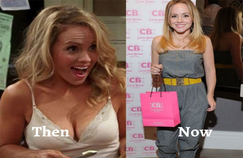Kelly Stables - women of two and a half men