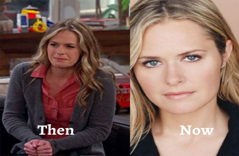 Maggie Lawson - women of two and a half men