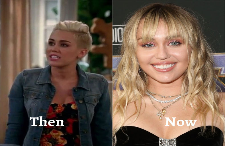 Miley Cyrus - women of two and a half men