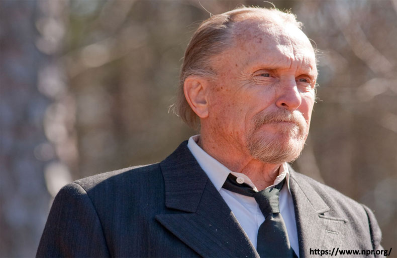 Robert Duvall - greatest actors of all time