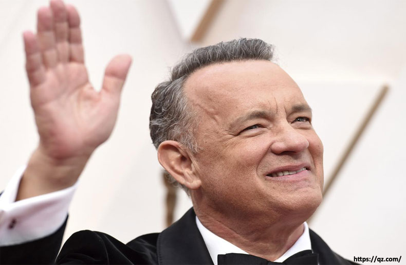 Tom Hanks - greatest actors of all time